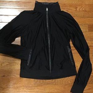 LULULEMON Mesh Lightweight Full-Zip Jacket